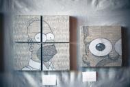 Mixed media by Barbara Guolo